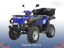 Rent an ATV at Samos